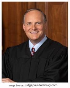 Judge Paul Dedinsky